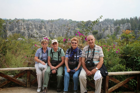 Groupe ROMANN – Traversée du Yunnan (22 jours)