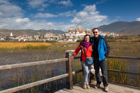 Avis Alberto et Rita Yunnan