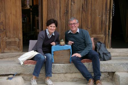 Mr et Mme BERNAUD – Randonnées au Yunnan (25 jours)
