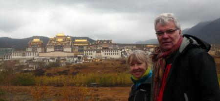 Avis Georges et Annik Yunnan