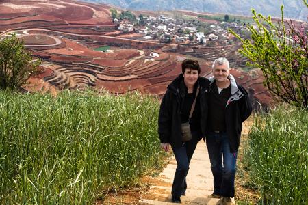 Marylène et Jean-Marie – Sud Yunnan (13 jours)