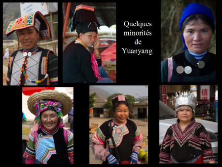 Avis Marylène et jean-Marie Yunnan
