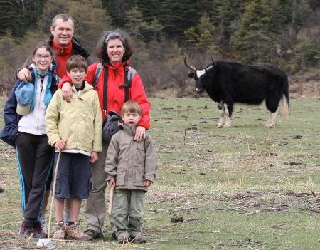 Avis Famille Moal Yunnan