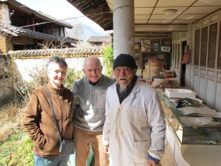 Mr et Mme ROTH – Découverte du Haut Yunnan (11 jours)
