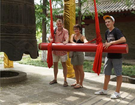 Famille PETRI – Découverte de la Chine (15 jours)