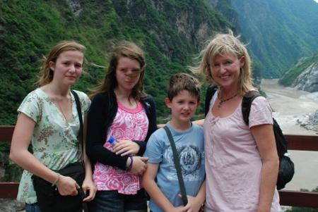 Avis Sabine et ses enfants Yunnan