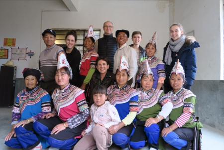 Celine et Denis, Sud Yunnan (8 jours)