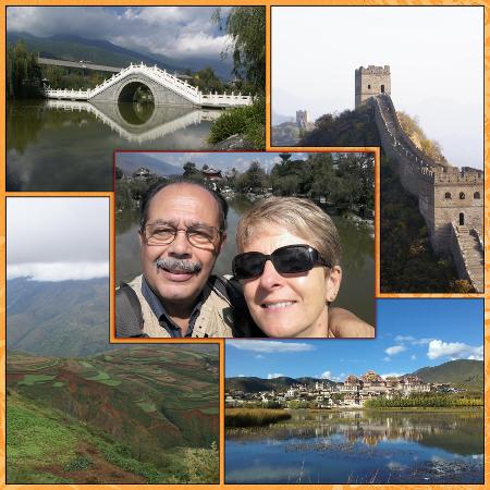 Fabienne et Marc – Yunnan, Xi'an et Pékin (19 jours)