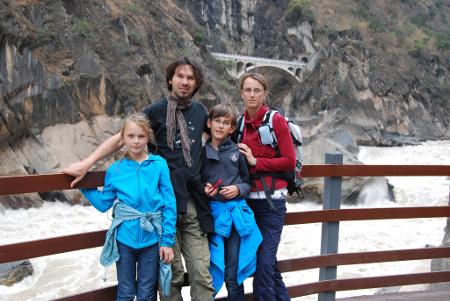 Avis Famille Joncheray Yunnan