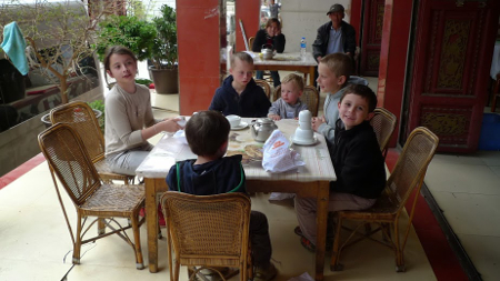 Olivia et sa famille – Nord Yunnan (9 jours)