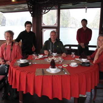 Avis groupe Liard Yunnan