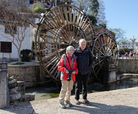 Avis Guillemette et Bernard Yunnan