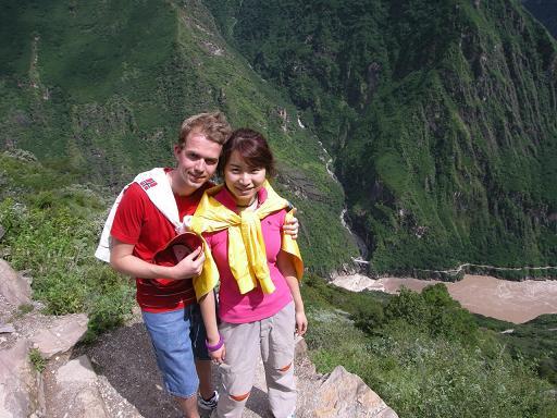Avis Jamie et Jérémy Yunnan