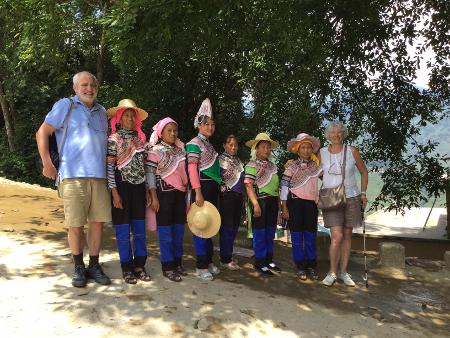 Martine et Pierre-Gilles – circuit Sud Yunnan (8 jours)