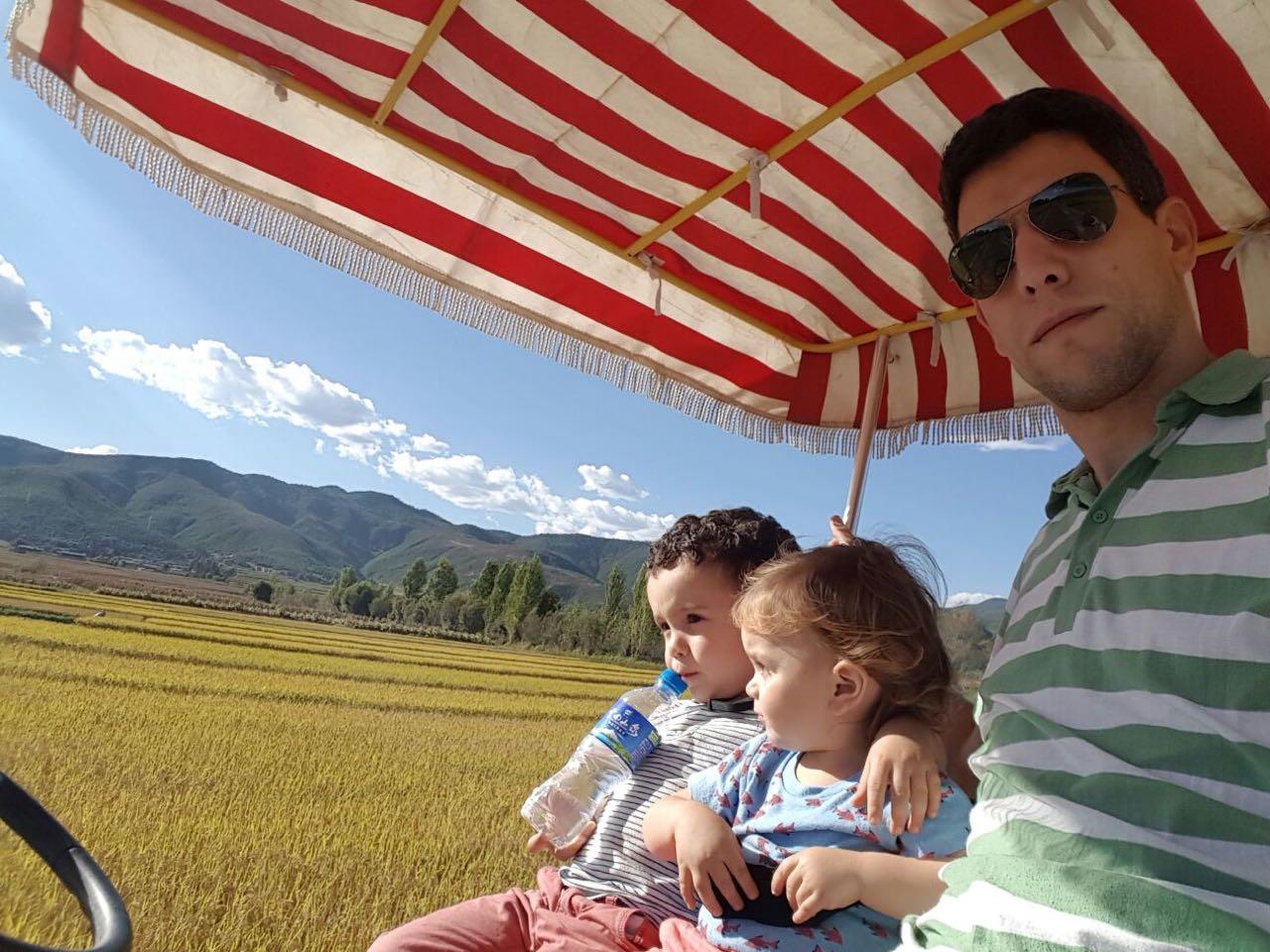 Victoire – Vacances en famille autour de Dali (7 jours)