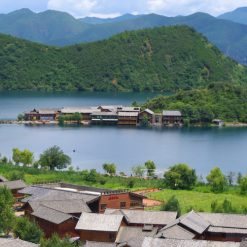 Lac Lugu 泸沽湖