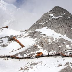 Montagne du Dragon de Jade 玉龙雪山