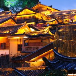 Vieille Ville de Lijiang 丽江古城