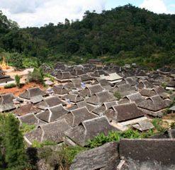 Villages de minorités