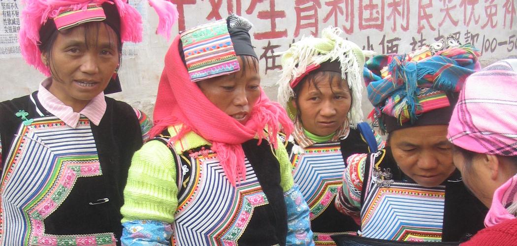 Marie Hélène – Escapade familiale au Sud Yunnan (7 jours)