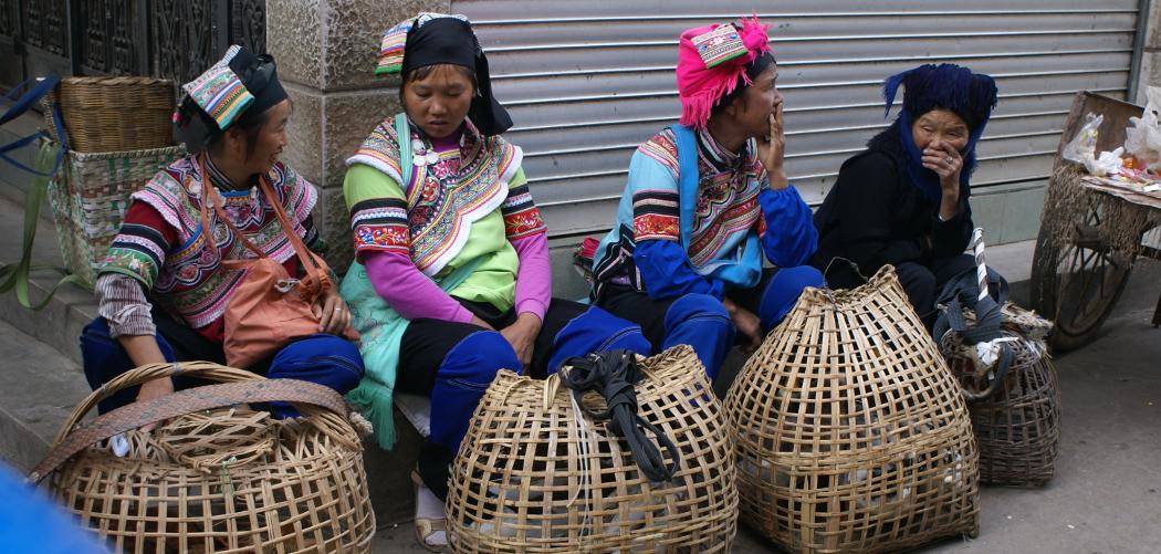 Colette et Jacques – Circuit Sud Yunnan (8 jours)