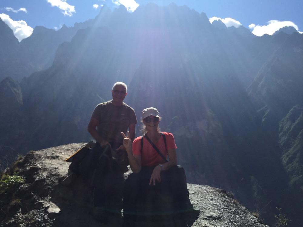 Chantal et Jean – voyage Yunnan, Tibet, Népal et Bhoutan