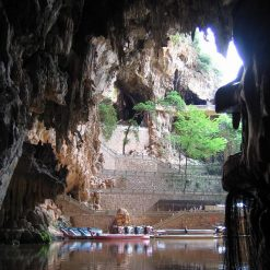 Grottes aux Martinets 燕子洞