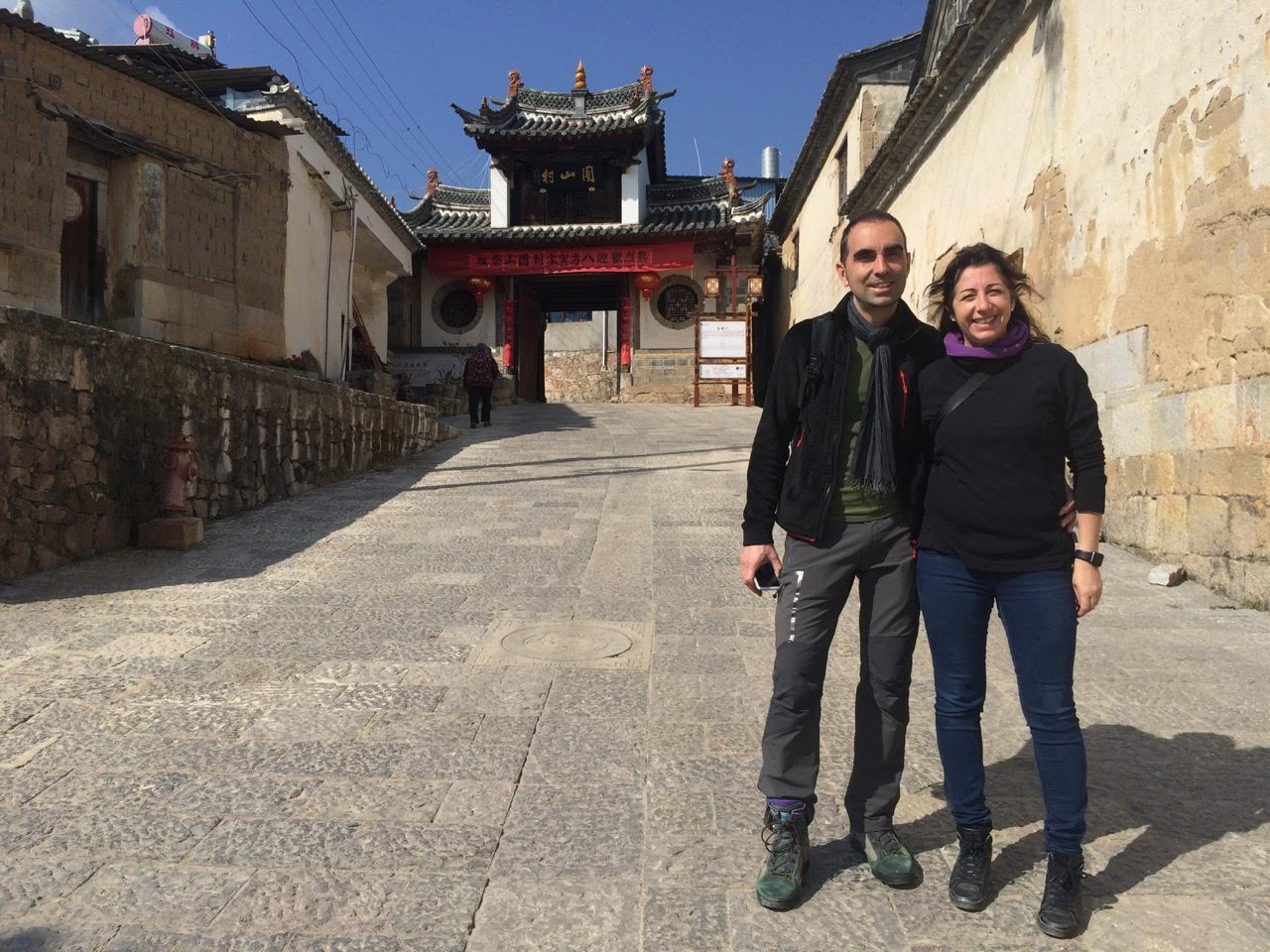 Florence et Sébastien – Yunnan en liberté