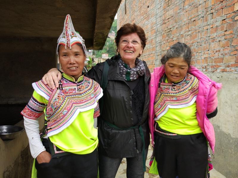 Véronique  et Jean Michel -Escapade au Sud Yunnan (8 jours)