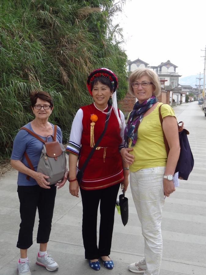 Mr et Mme BELDAME – Découverte du Yunnan (15 jours)