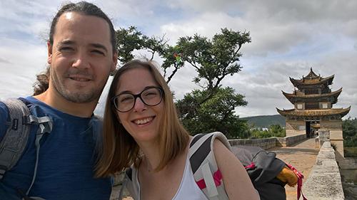 Florence et Xavier – Voyage Yunnan en liberté (13 jours)