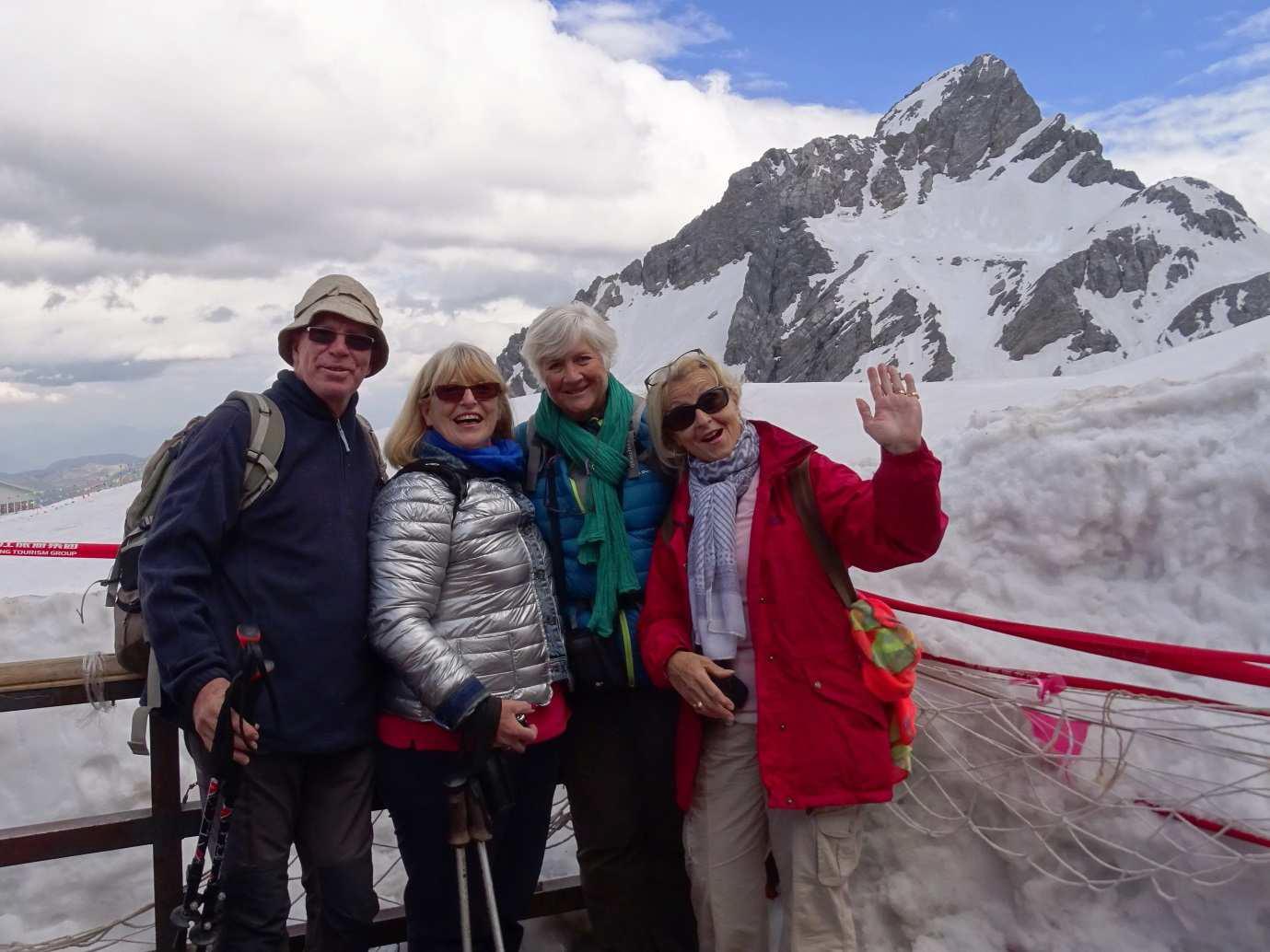 Groupe STEUNOU / LEROY-MULLER – Voyage Yunnan en liberté (13 jours)