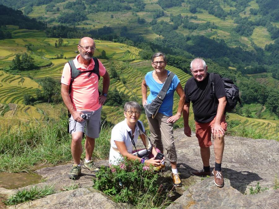 Groupe MARC – circuit au Yunnan et Tibet (21 jours)