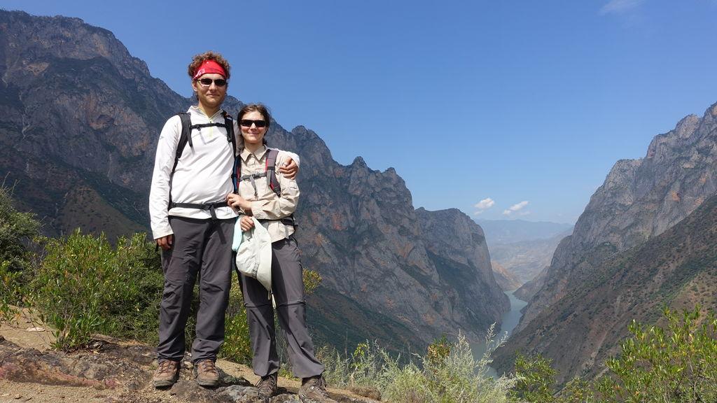 Laure et Cyril – trek Lugu Baoshan Gorges du Tigre (12 jours)
