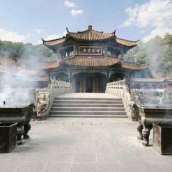 Temple Yuantong 圆通禅寺