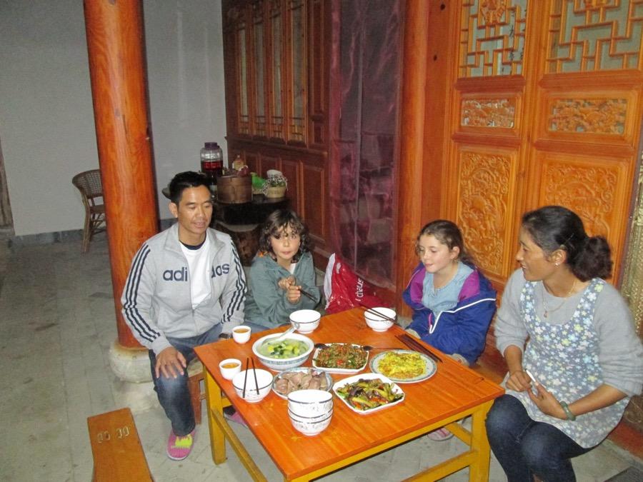 Famille de Marie – hors sentiers battus au Yunnan (9 jours)