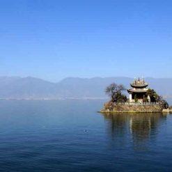 Lac Erhai et ses îles 洱海