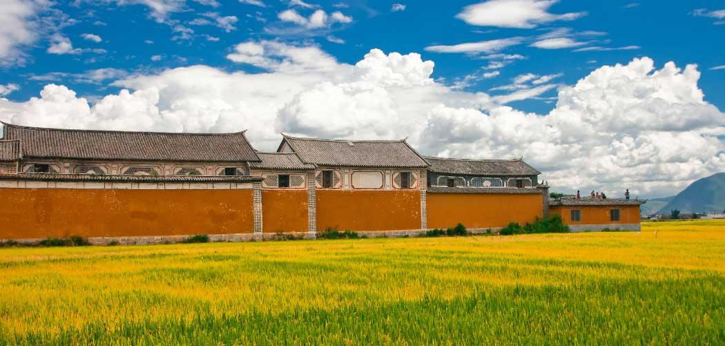 Mr et Mme Chesneau – voyage Yunnan et Hunan (15 jours)
