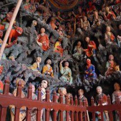 Temple des Bambous 筇竹寺
