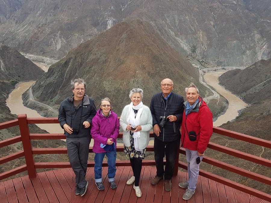 Groupe Loïc – voyage au Yunnan