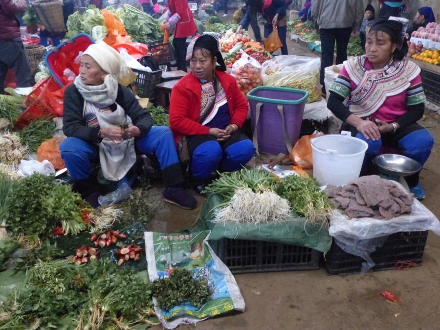 Mr BENOIST – Yunnan Sud et Nord (13 jours)