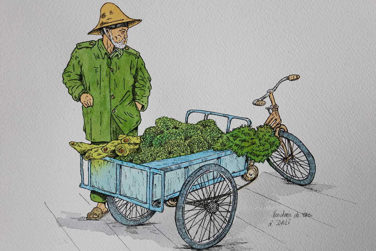 Françoise et Gérard – Paysages et minorités du Yunnan (13 jours)