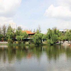 Parc du lac d'Émeraude 翠湖公园