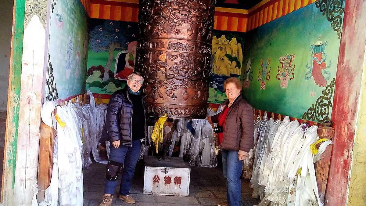 Josée et Bernadette – Merveilles du Yunnan (20 jours)