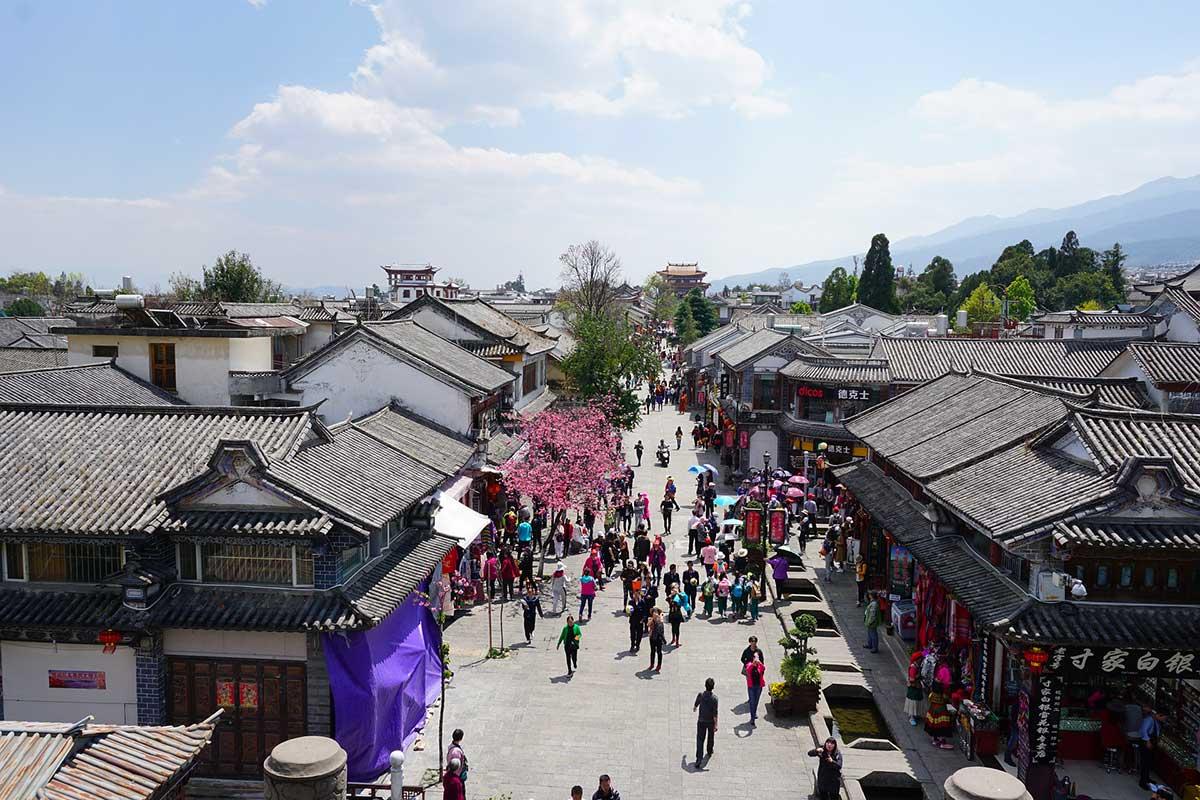 Jacqueline et André – Paysages et Minorités du Yunnan (15 jours)
