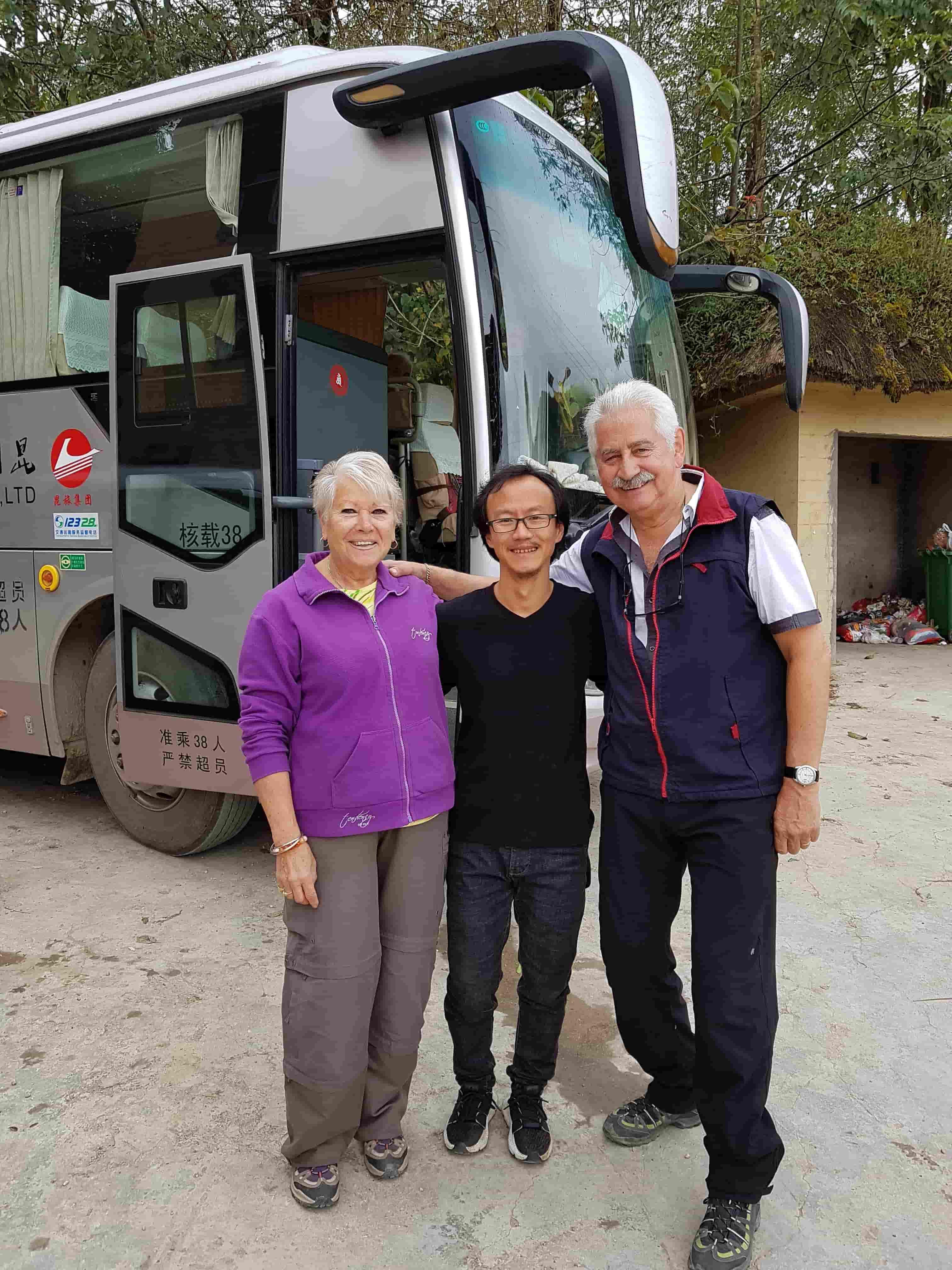 Philippe – Paysages et Minorités du Yunnan (15 jours)
