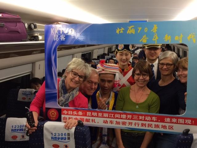 Avis voyageurs - Voyage Printemps Groupe Yunnan