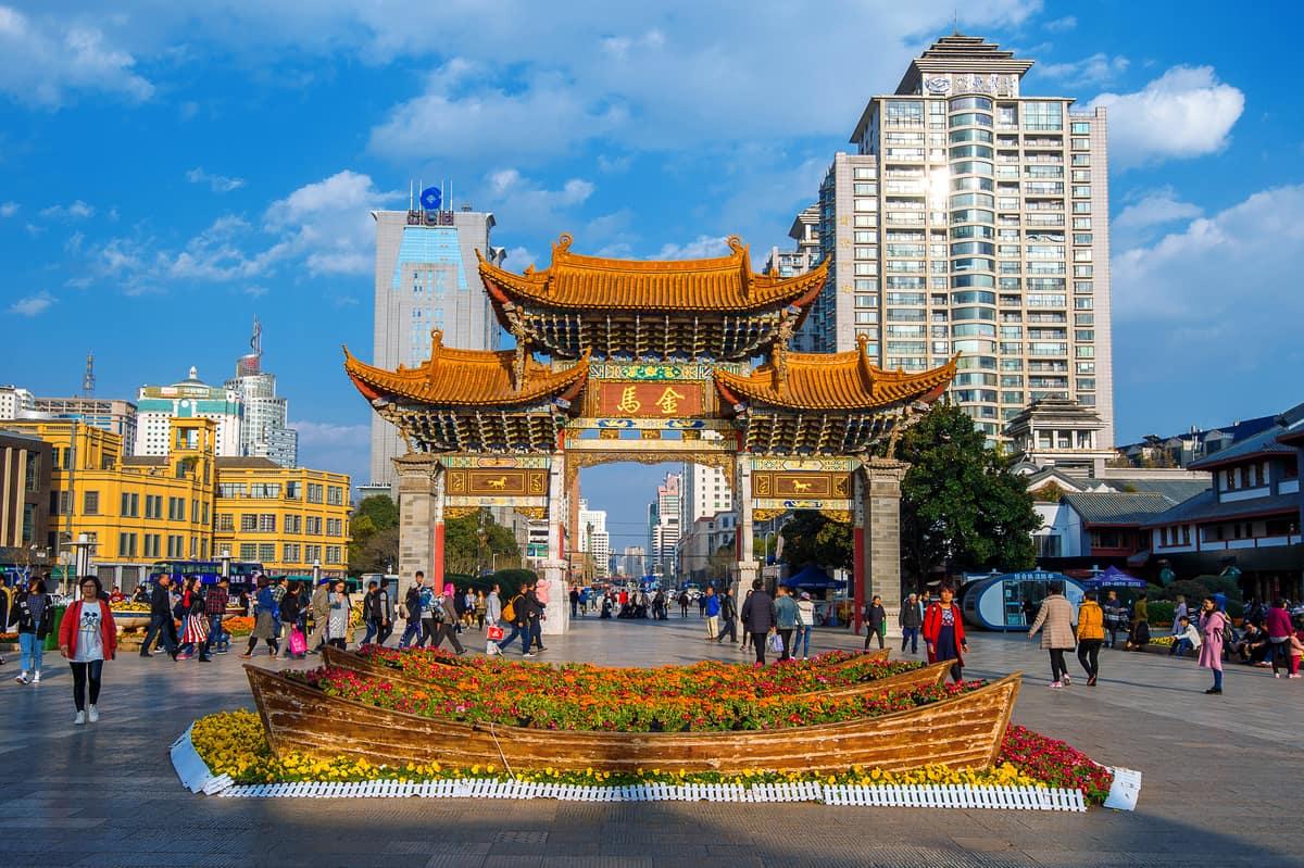Marie-France – Combiné Yunnan et Sichuan