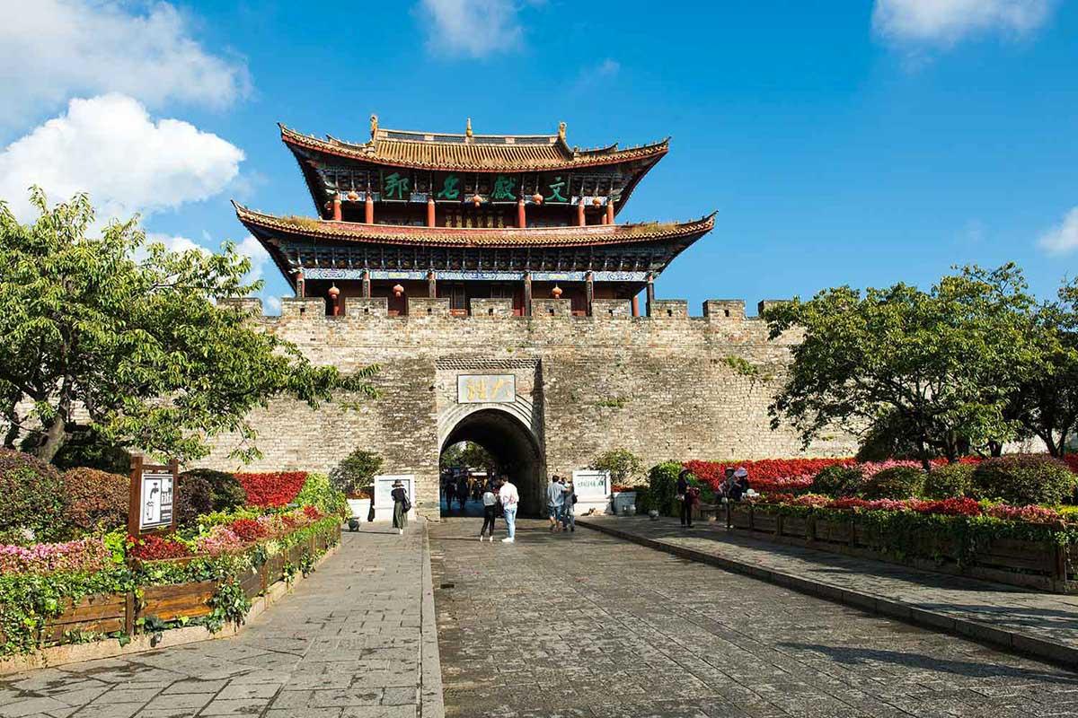 Florence – Découverte du Yunnan (26 jours)