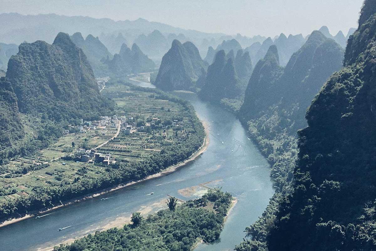 Marie Pierre & Patrick – Circuit Guangxi, Yunnan & Sichuan (20 jours)